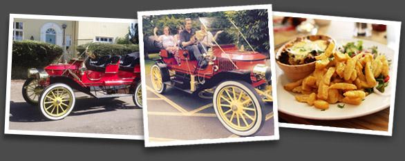 Learn to drive a steam car
